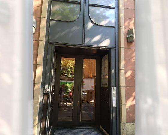 Fassadenlackierung: optisch ansprechend und modern.